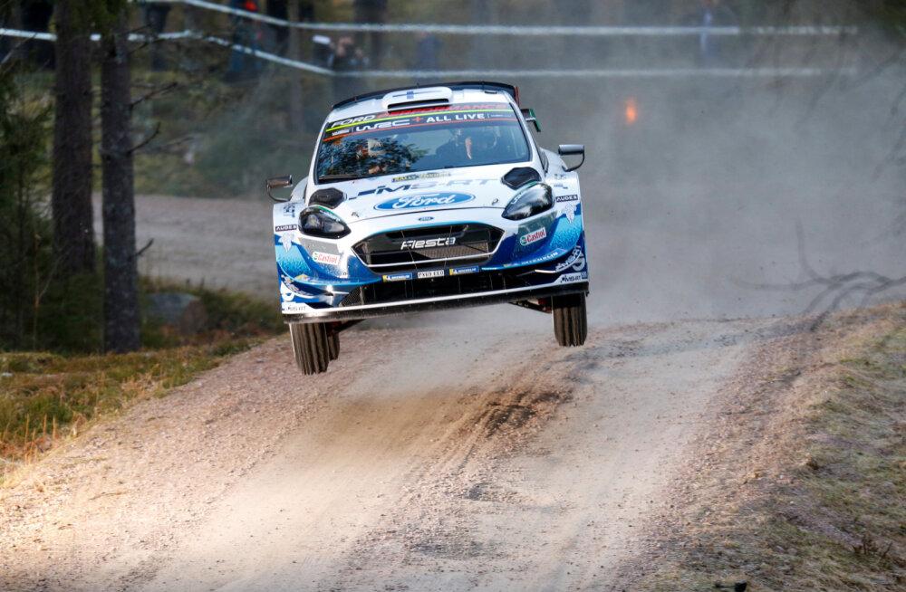 M-Sport võib Eesti WRC-rallilt eemale jääda, tiimipealik närib küüsi