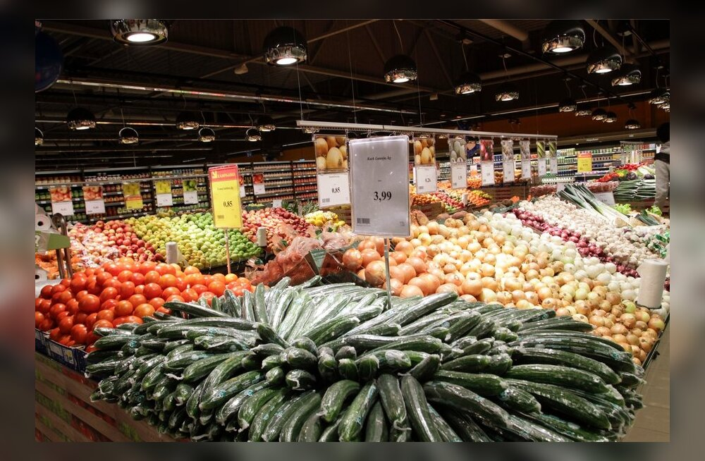 Жители Эстонии купили в июле в Maxima более 390 тонн черешни, персиков и нектаринов