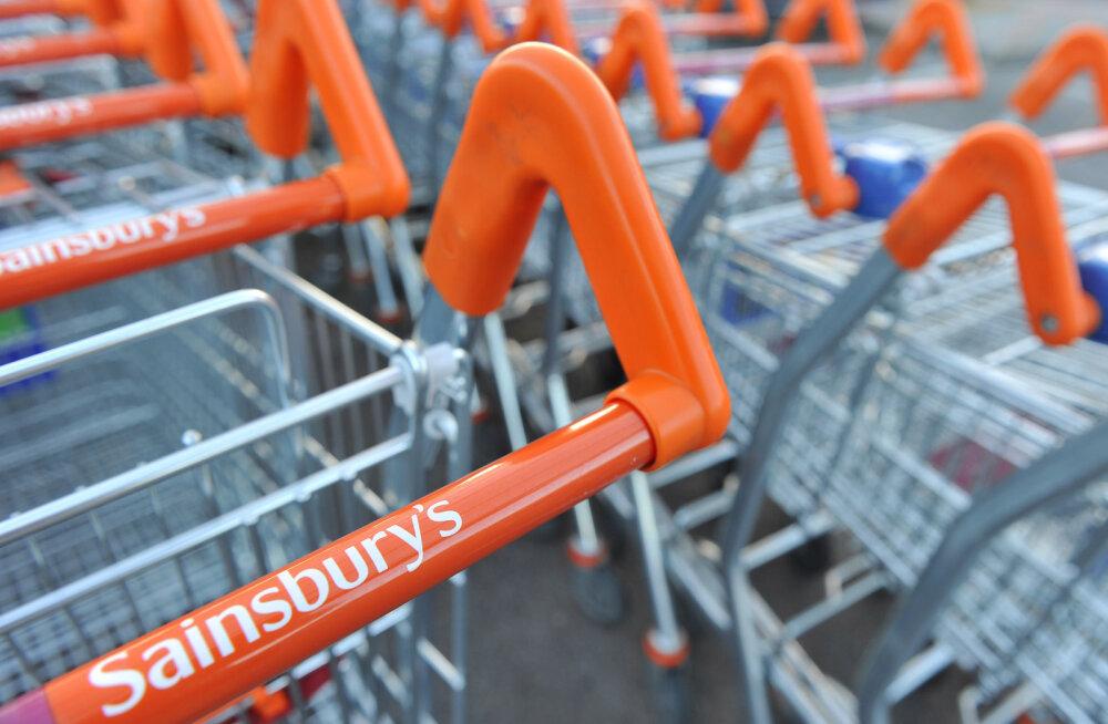 Suurbritannia toidukaupade müüjate vahel käib äge hinnasõda