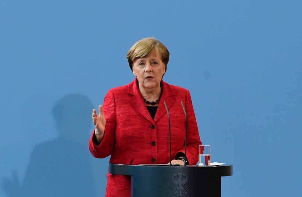Merkel soovitab Hispaanial ja Portugalil investeerida päikeseenergiasse