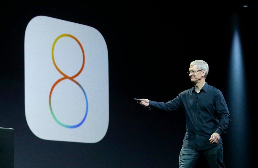 APTOPIX Apple Conference