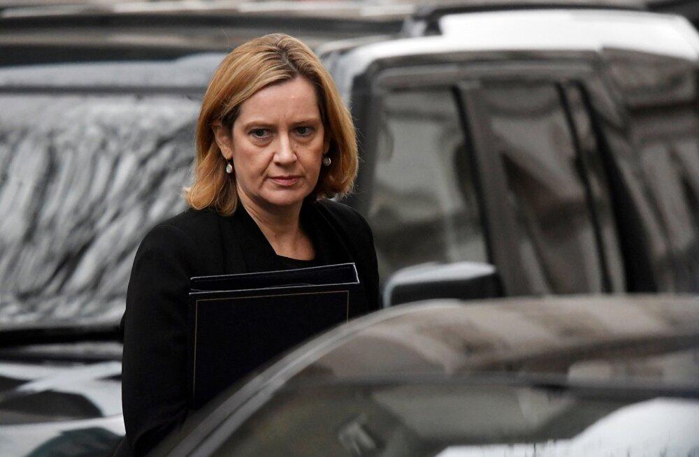 Siseminister Rudd: Suurbritannia tegutseb närvimürgiga ründajate vastu, kui faktid on teada