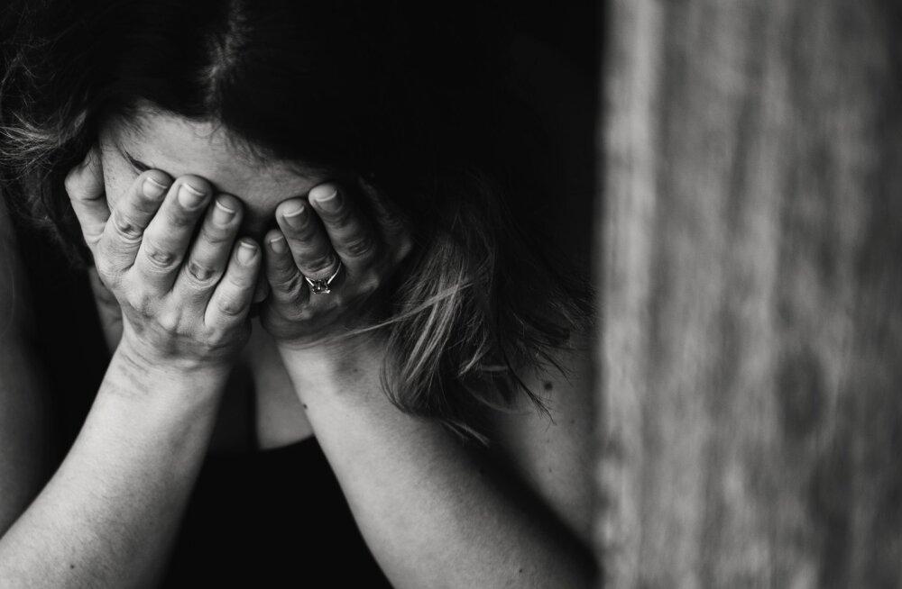 Карантин спровоцировал всплеск домашнего насилия