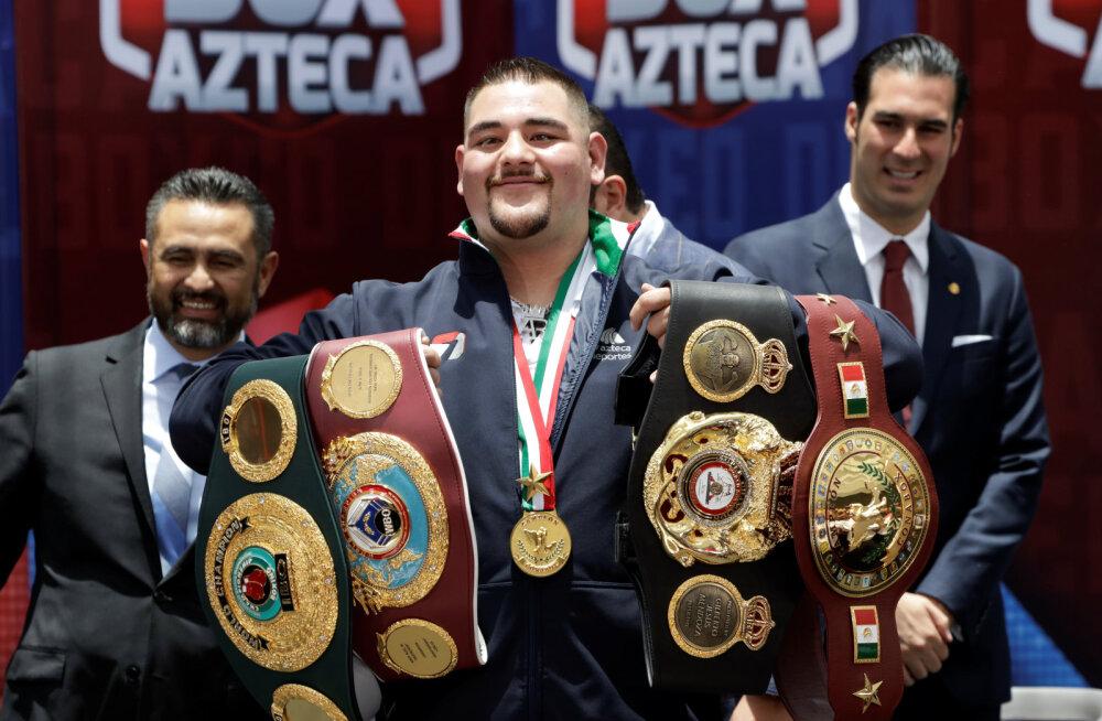 Poksimaailma šokeerinud Ruiz jr kritiseeris Joshuat: ta ei oska üldse poksida