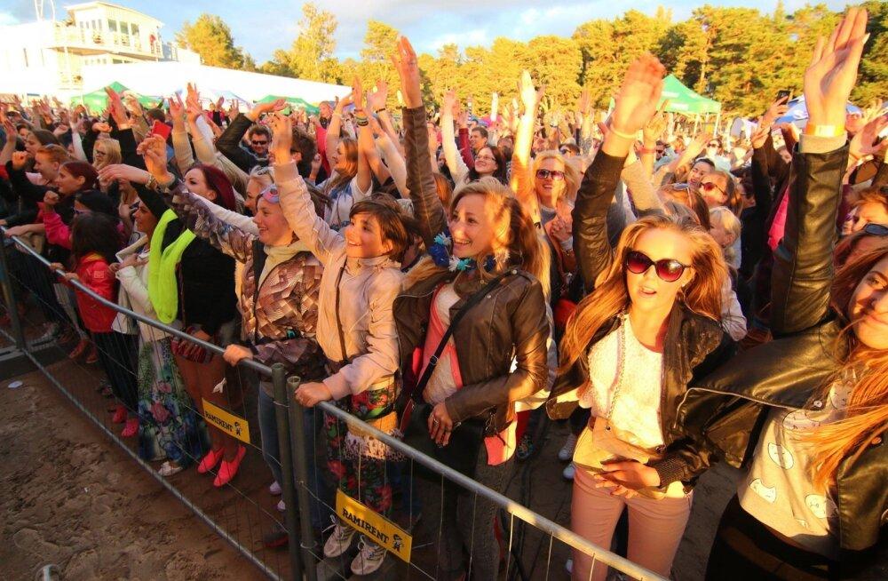 Võsu Rannafestival 2015