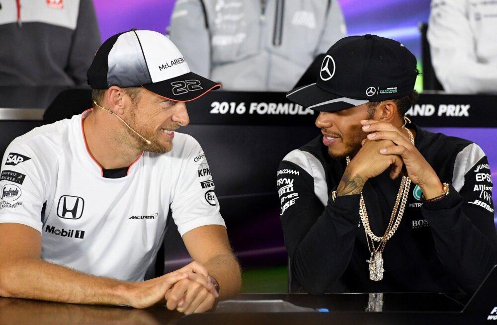 Eksmaailmameister: Hamiltonil on kõik olemas, et Schumacheri rekord ületada