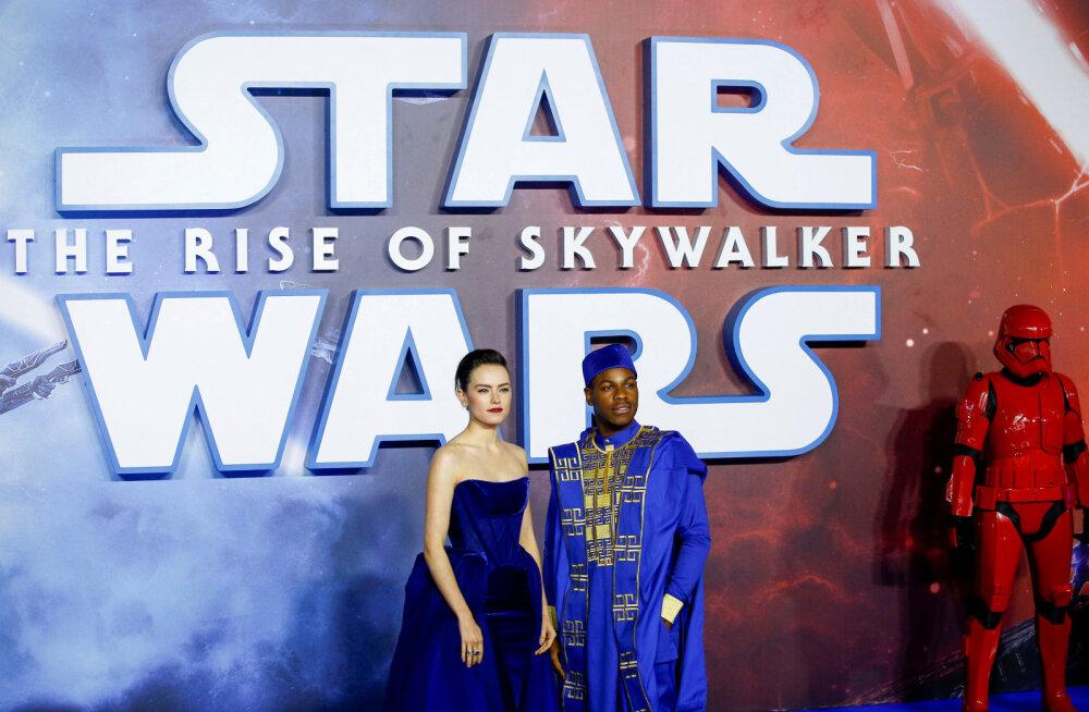 """""""Tähesõdade"""" täht John Boyega: Disney lükkas mitte valged näitlejad kõrvale"""