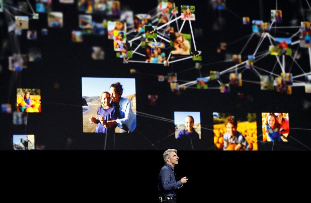 Apple`i neil minuteil väljalastav uus iOS 10 toob õunafirma kasutajale trobikonna muutusi
