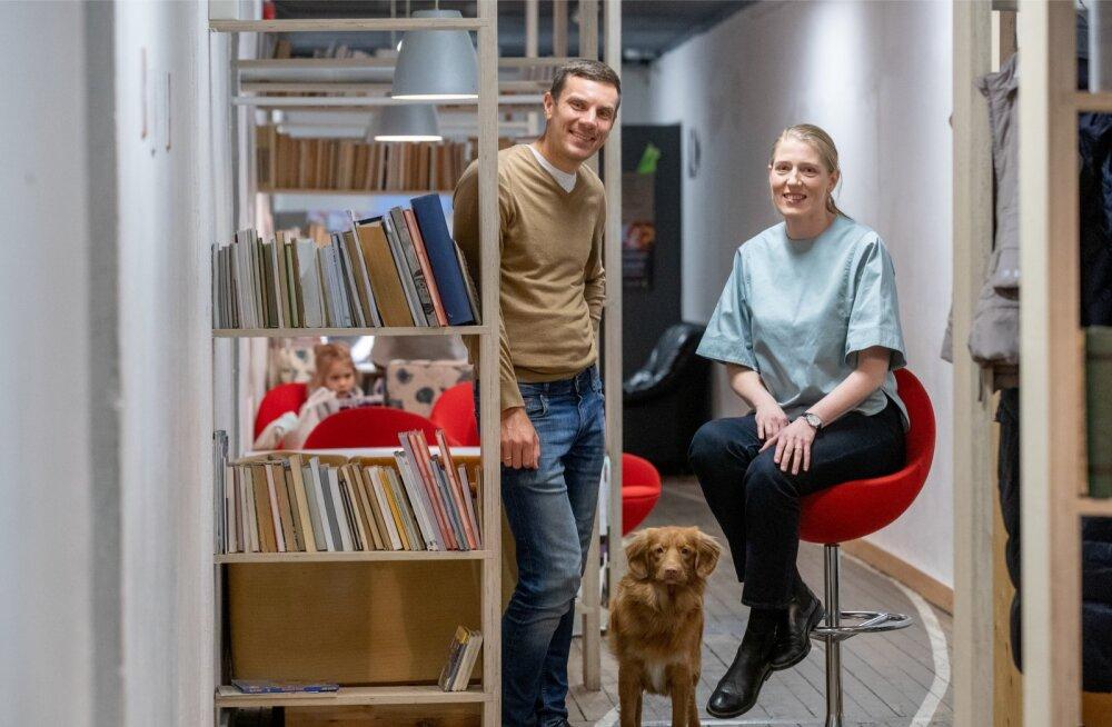 Bolti kaasasutaja Martin Villig ja Heateo Sihtasutuse juht Pirkko Valge ei olnud valmis suureks huviks, mida iduettevõtjate asutatud haridusfondi vastu tuntakse.