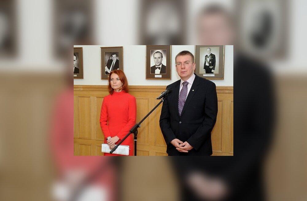 Пентус-Розиманнус на встрече с главой МИД Латвии заявила о необходимости новых санкций против России