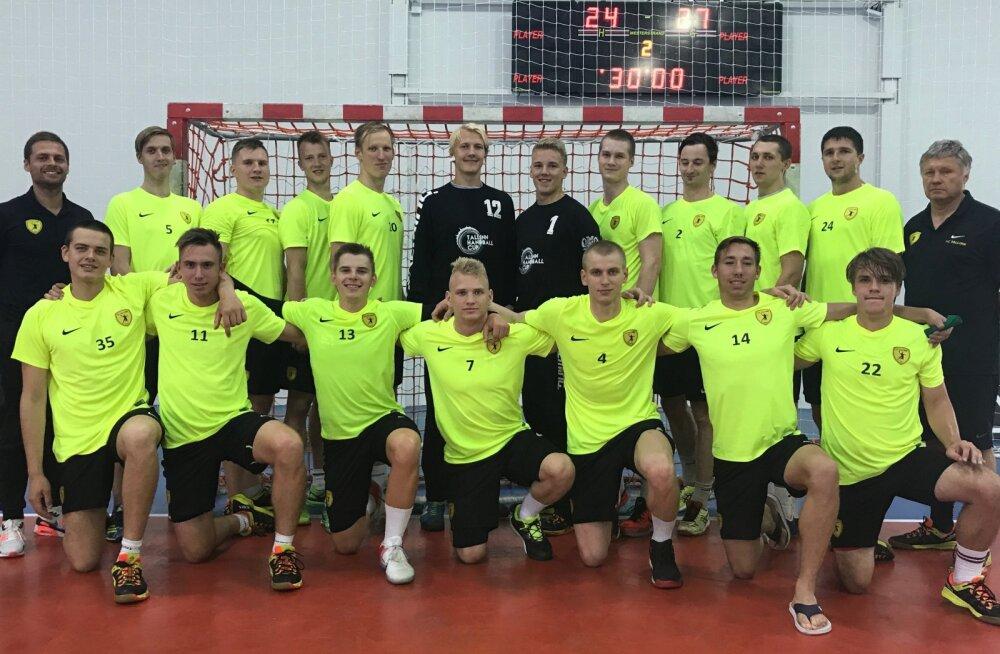 Meistriliigas debüteeriv HC Tallinn kontrollis vormi Rootsi ja Soome klubidega
