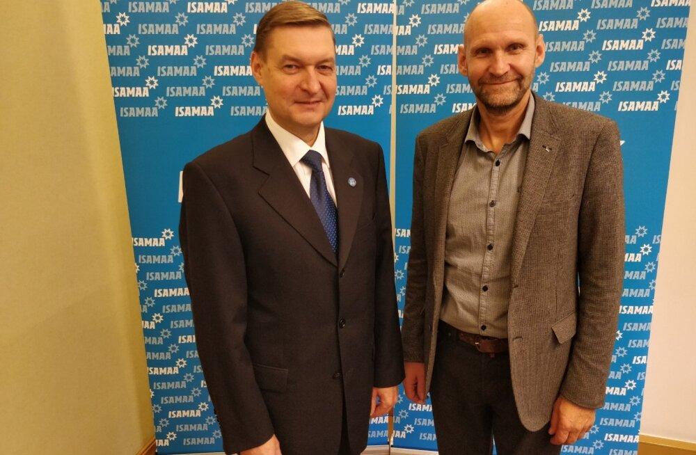 Raivo E. Tamm läheb poliitikasse: ta kandideerib riigikokku Isamaa nimekirjas
