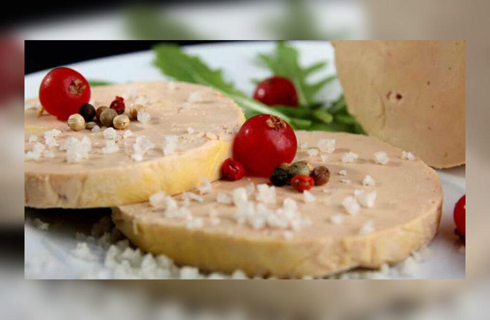 Kate Winslet paljastab foie gras saamise telgitagused