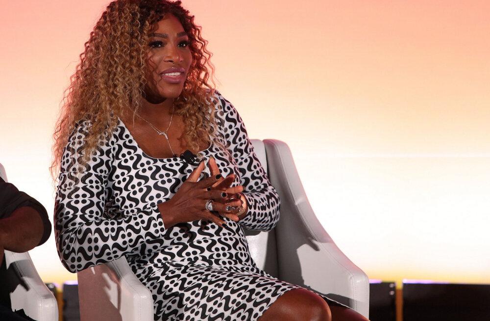 Tennisetäht Serena Williams tahab naistele südamele panna, et nad paneks oma suhtes tähele seda vägivallaliiki