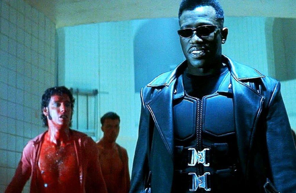 Marvel plaanib kuulujuttude kohaselt vampiirikütt Blade'i tagasitulekut