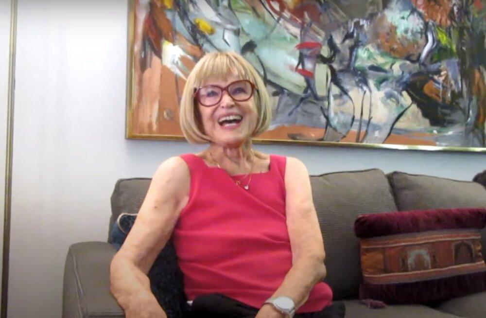 104-летняя профессор на пенсии раскрыла секрет долголетия