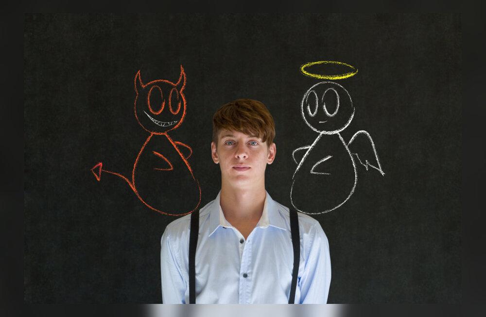 Minade ehk allisiksuste psühholoogia aitab paremini oma lähedasi mõista