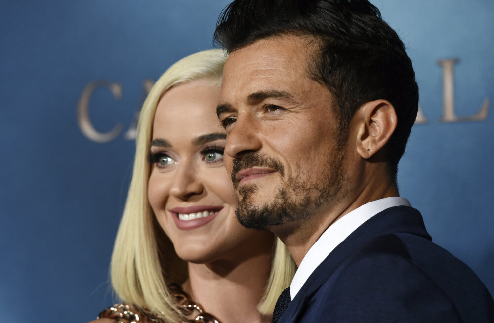 VAATA | Üllatavalt tavaline! Katy Perry ja Orlando Bloom veetsid romantilise puhkuse eestlaste meelispaigas