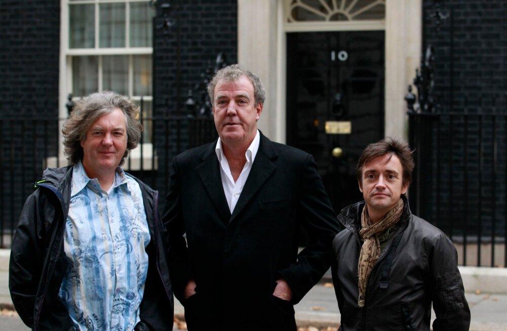 James May, Jeremy Clarkson ja Richard Hammond