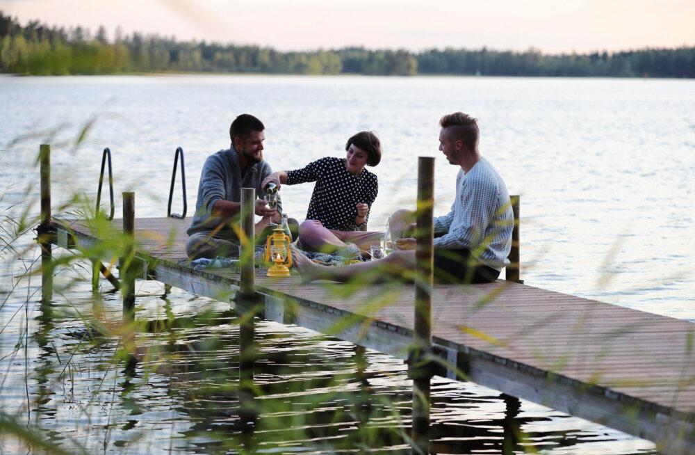 Puhka maailma kõige õnnelikumas riigis ehk Viis põhjust sel suvel Soome reisimiseks
