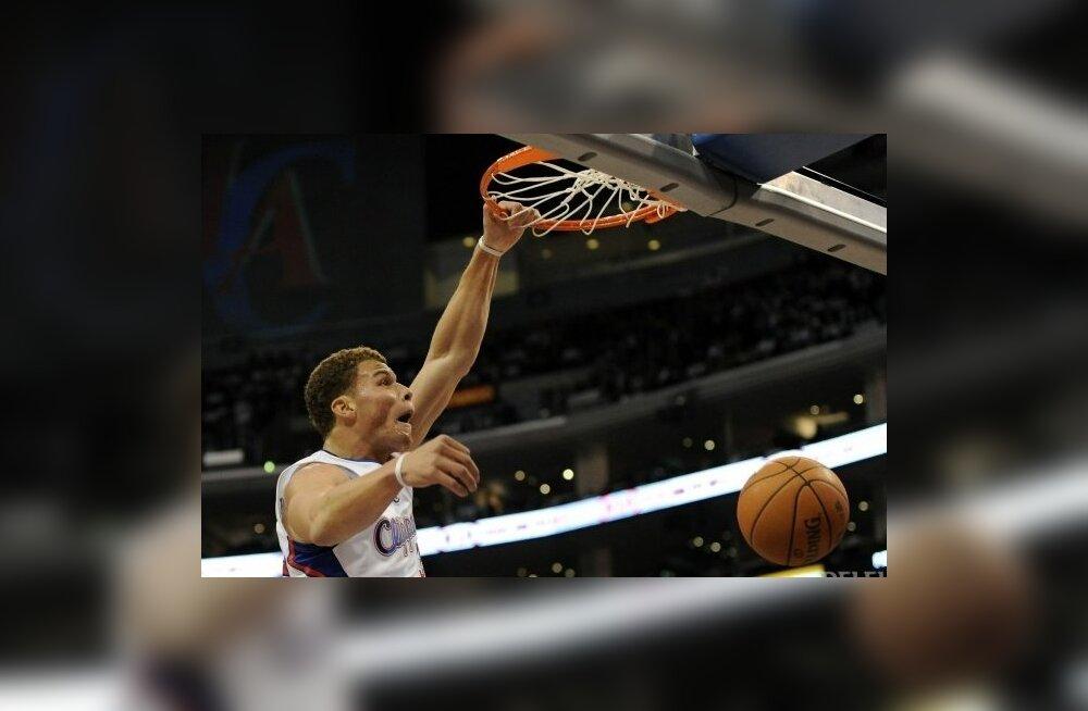 Blake Griffin, NBA, korvpall