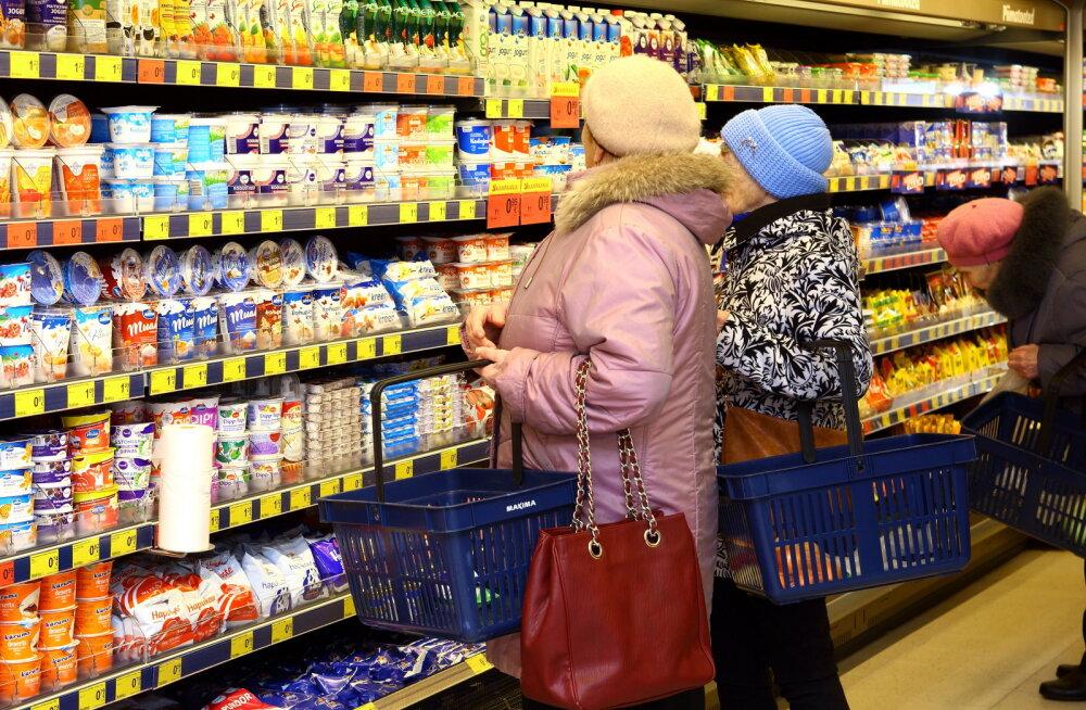 Maxima: Люди, конечно, стали реже ходить в магазины, но объем потребительской корзины вырос