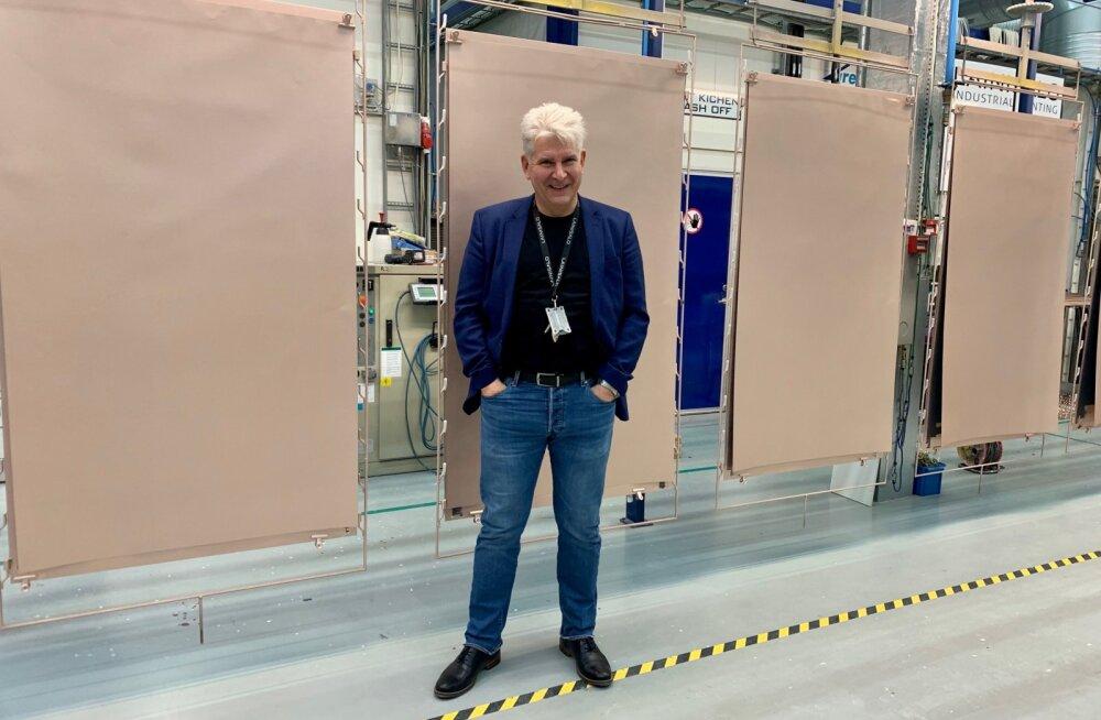 В Эстонии приступили к производству материала, уничтожающего коронавирус за секунды