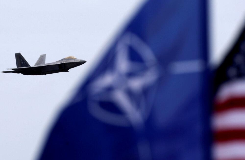 """Leht: USA suurendab Vene suurõppuse """"Zapad"""" ajaks sõjalist kohalolekut Läänemere piirkonnas"""