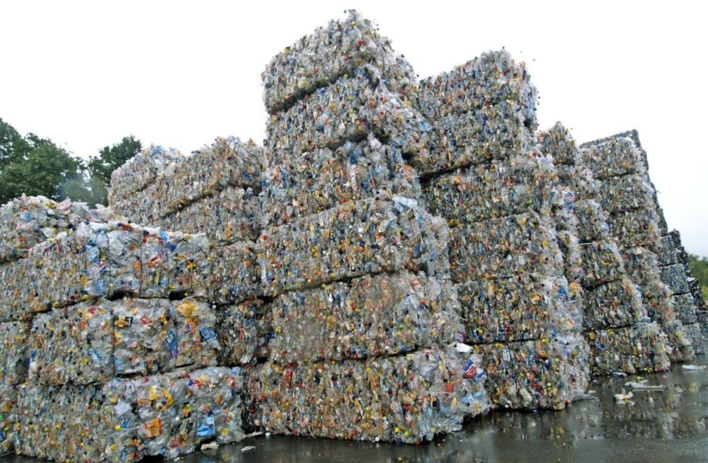 India ehitab jäätmetest tuhandeid kilomeetreid autoteid, aga Eesti pole veel ühenigi jõudnud