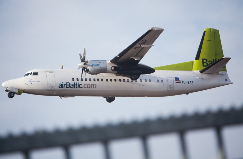 """Спасут ли airBaltic российские """"Суперджеты""""?"""