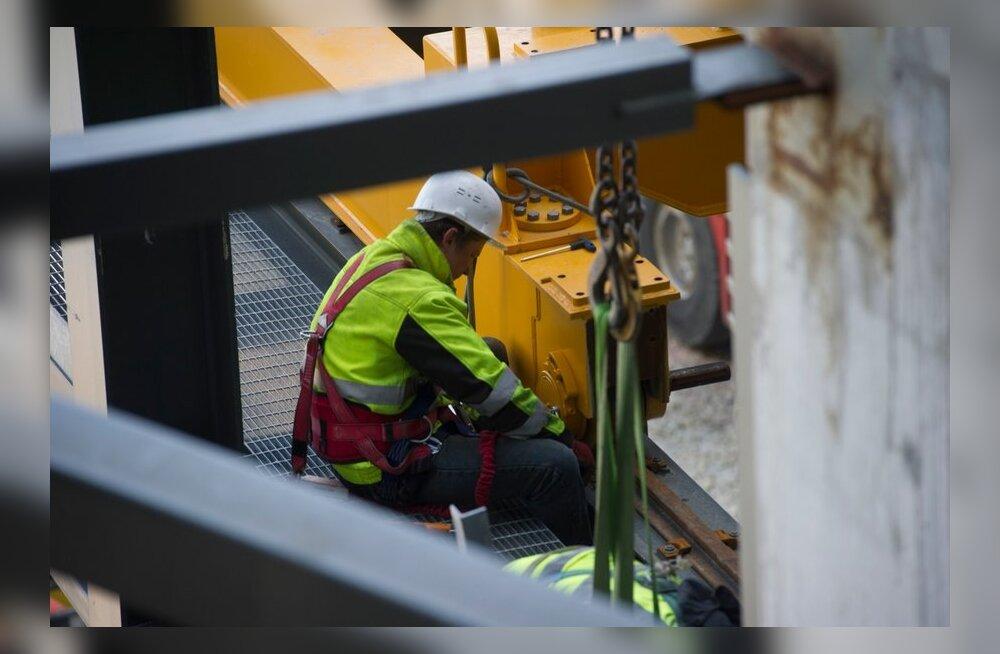 Eesti Energia prügipõletusjaama ehitus Irus