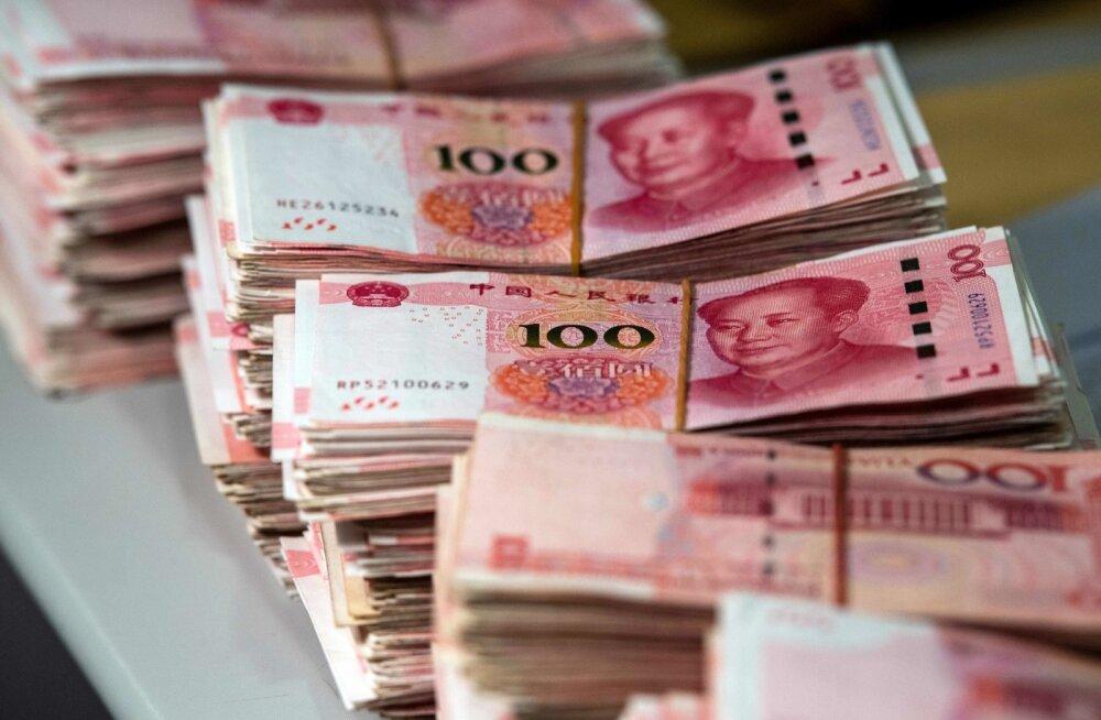 Hiina on laenanud arenevatele riikidele üle 20 miljardi dollari.