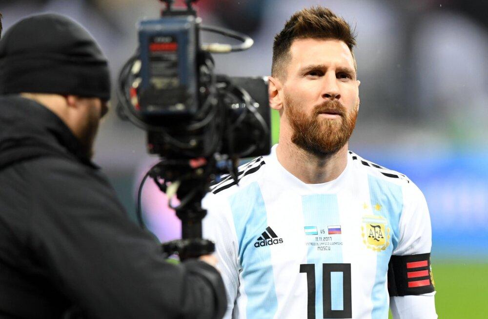 31 PÄEVA JALGPALLI MM-ini   Lionel Messi viimane suur võimalus. Kas klubijalgpalli legend tõuseb lõpuks Diego Maradona kõrvale?