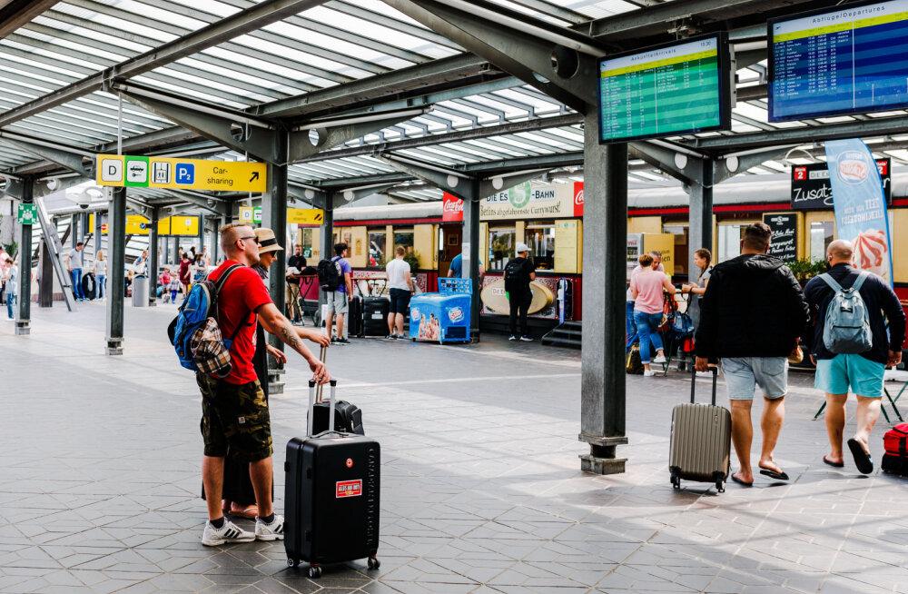 В берлинском аэропорту Тегель начали бесплатно тестировать на COVID-19