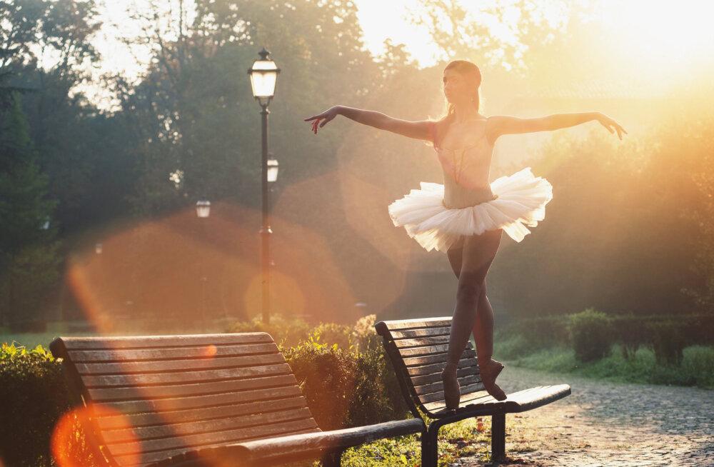 Meie valikud elus on kui tantsusammud