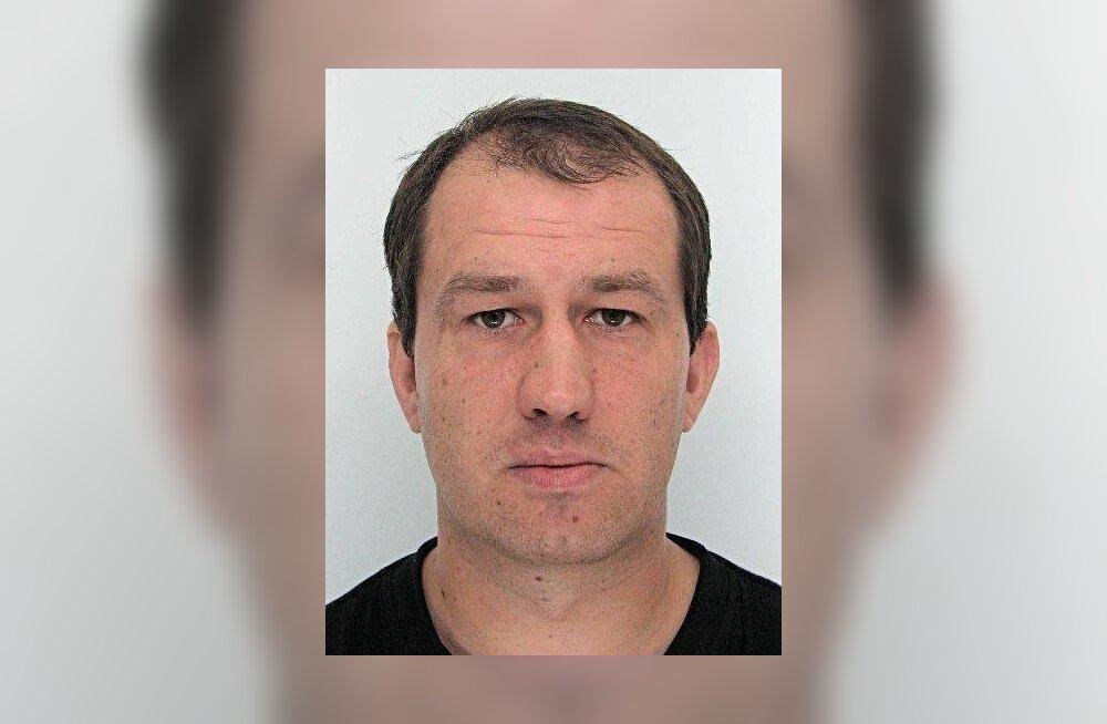 Нарвская полиция ищет пропавшего 41-летнего Алексея