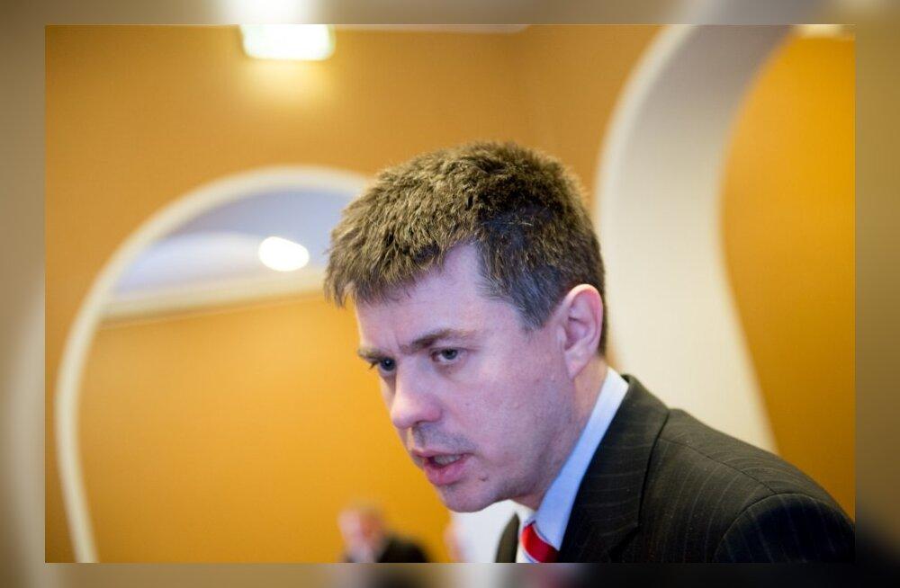 Valitsuskriis - SDE koosolek ja Urmas Reinsalu