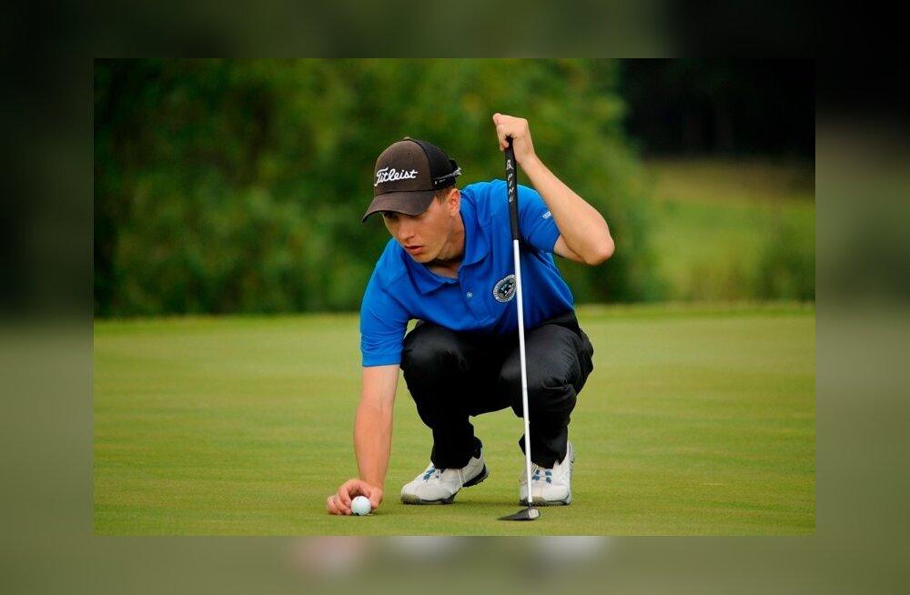 Eesti golfikoondis alistas Türgi ja kohtub 5. koha mängus Sloveeniaga