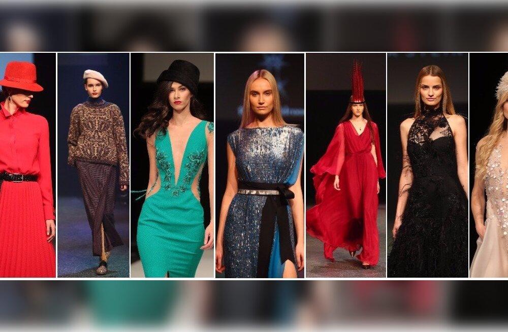 SUUR FOTO- JA VIDEOÜLEVAADE | Tallinn Fashion Weeki kõige säravamad staarid ja kaunimad komplektid