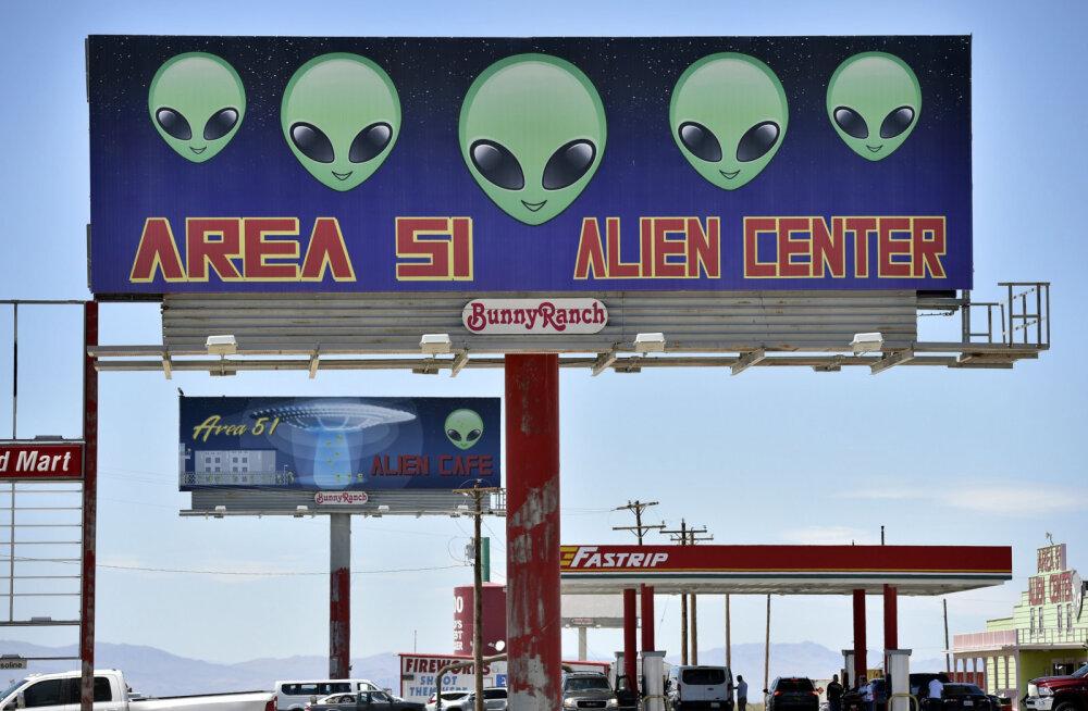 """Секреты """"Зоны 51"""": что там происходит и есть ли там НЛО?"""