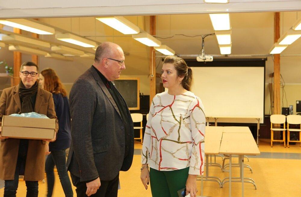 Пыхья-Таллинн наградит лучших работников сферы образования
