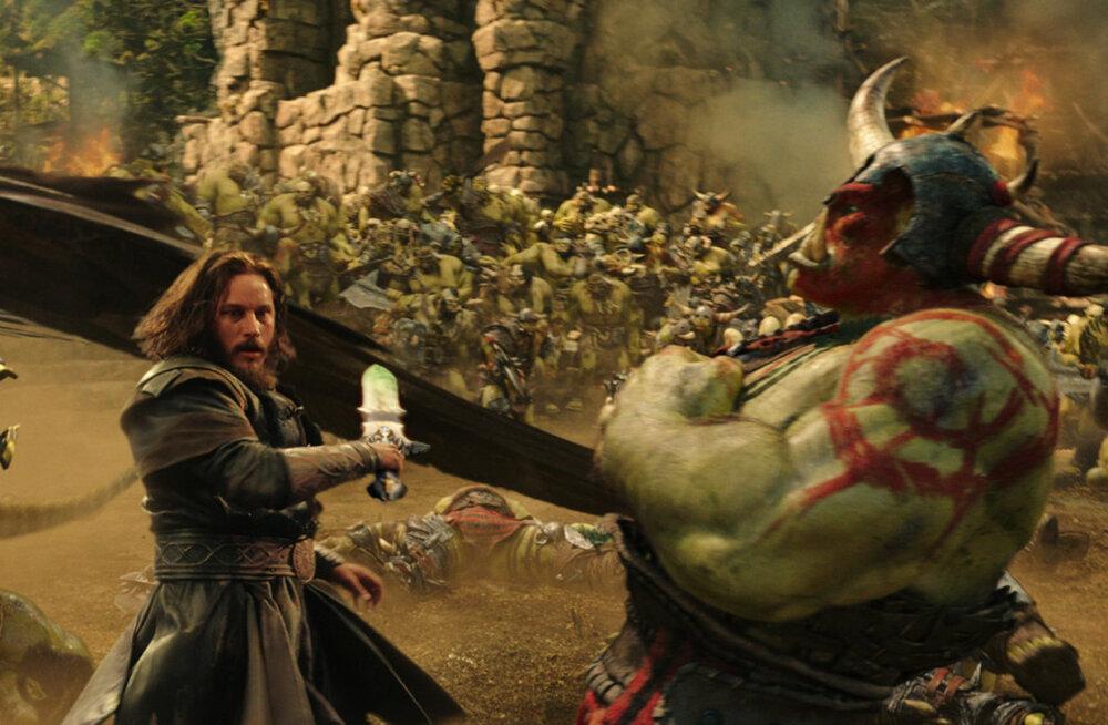 """10 põhjust, miks oli """"Warcraft: Algus"""" Hiinas 6 korda edukam kui USA-s"""