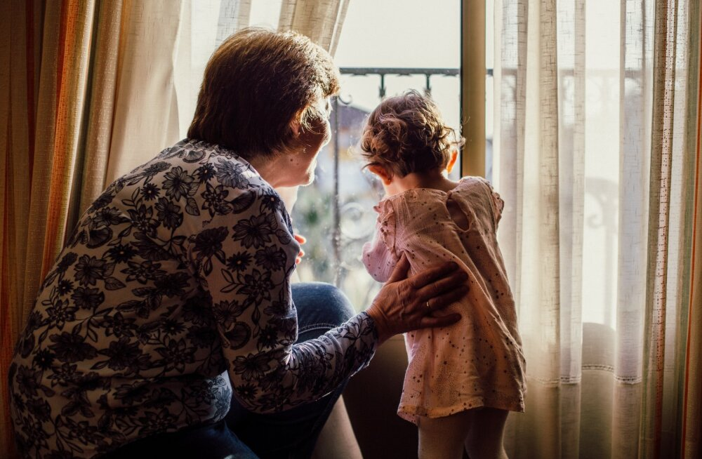 """Финские ученые подтвердили существование """"эффекта бабушки"""""""