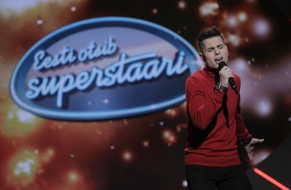 VIDEO | Superstaari finaalist napilt välja jäänud German Pinelis muusikat ei jäta ja paljastab tulevikuplaanid