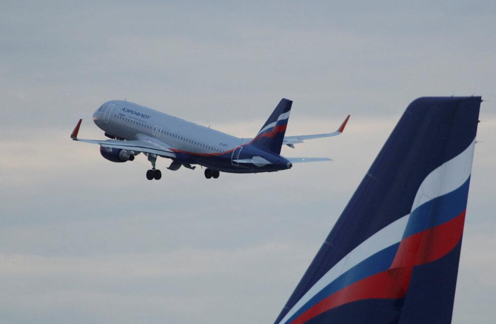 Aeroflot loobus alkoholikeelust, mis viidi sisse purjus reisijate ja pilootidega seotud intsidentide tõttu