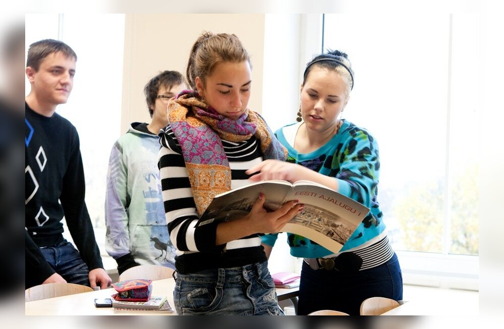 Eesti parim noorteprojekt on Otepää tüdrukute loodud õpilasvahetusprogramm
