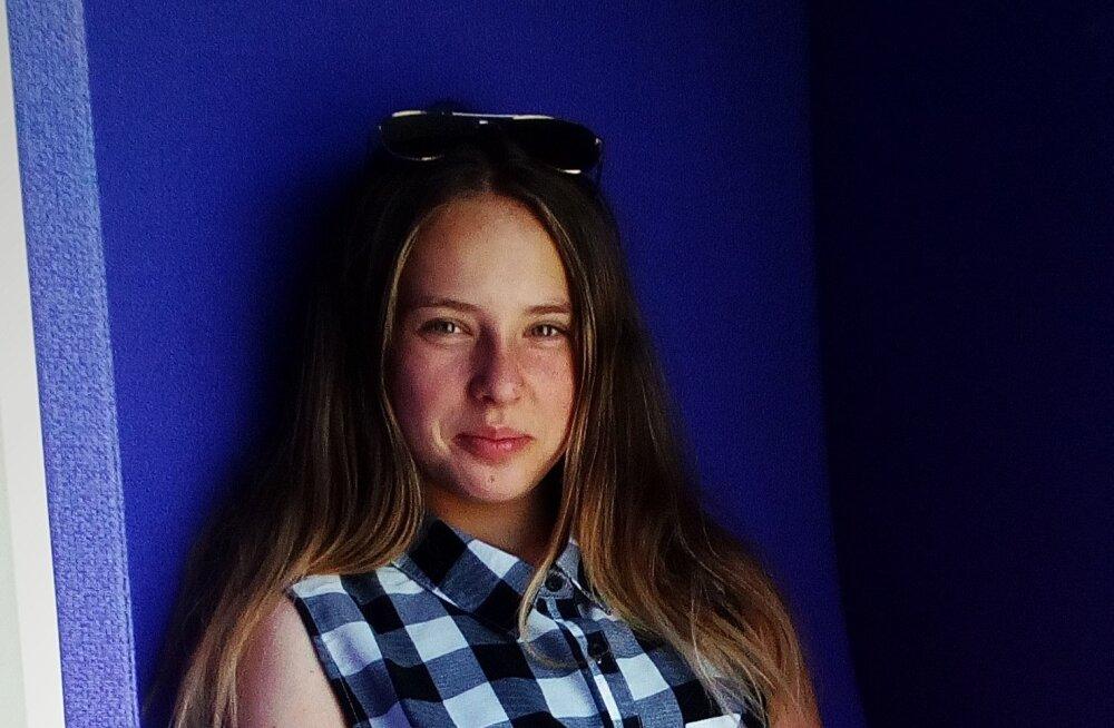 FOTO | Politsei palub abi 14-aastase Arina asukoha tuvastamisel