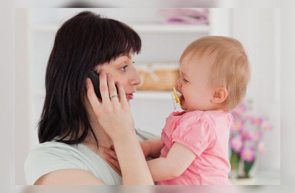 Dagmar Lamp: emadus on kohutav!