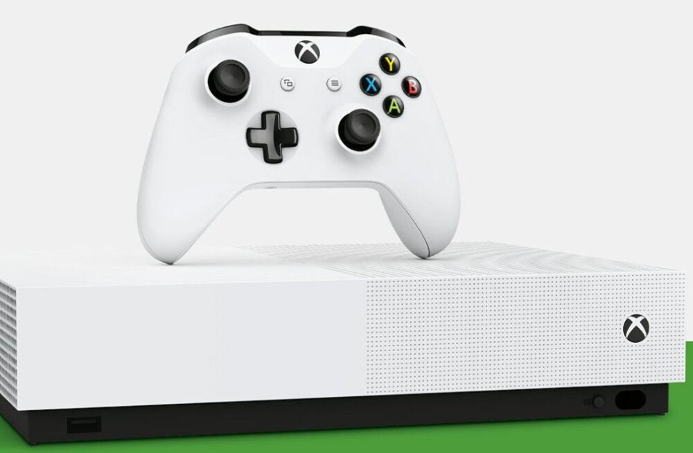 Uus Xbox on odavam, kuid seejuures ilma ühe olulise funktsioonita