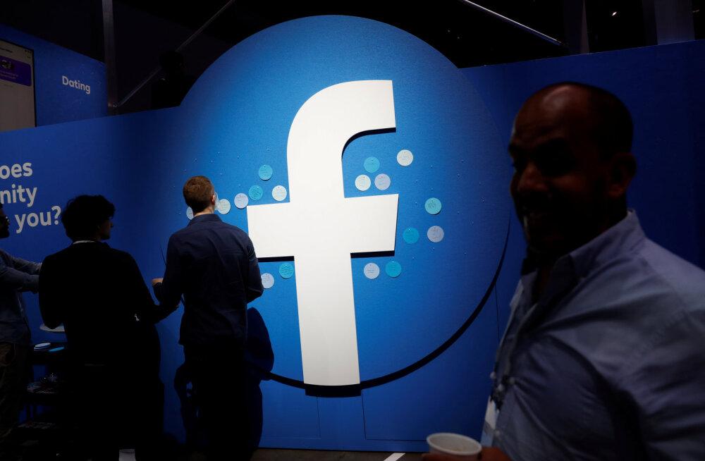 USA karistab Facebooki miljonite inimeste andmete lekkimise eest hiigeltrahviga
